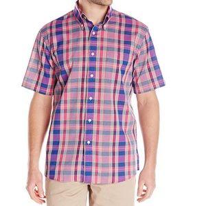 NWOT men's Pendleton Seaside Button Shirt XXL